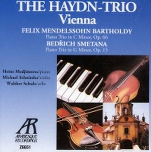 Trio n.2 op.66  MENDELSSOHN FELIX
