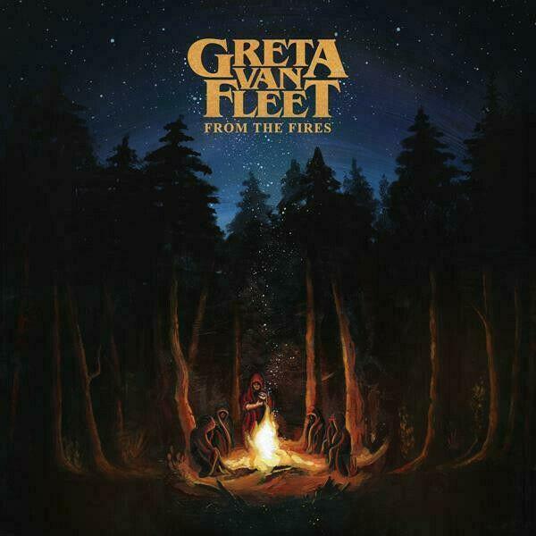 FROM THE FIRES (RSD) GRETA VAN FL