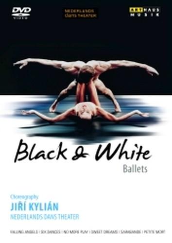 Black & White Ballets  KYLIAN JIRI Dir  coreog