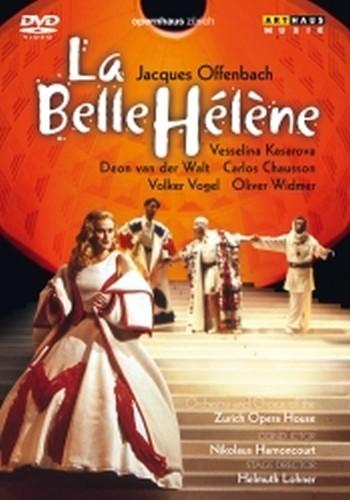 La Belle Hélène  OFFENBACH JACQUES