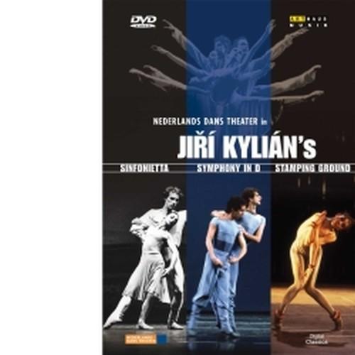 Sinfonietta, Sinfonia in Re, Stamping Ground  KYLIAN JIRI