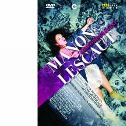 Manon Lescaut  PUCCINI GIACOMO