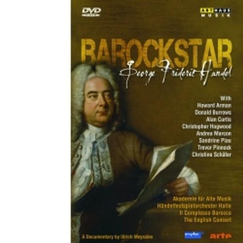 Barockstar  HANDEL GEORG FRIEDRICH