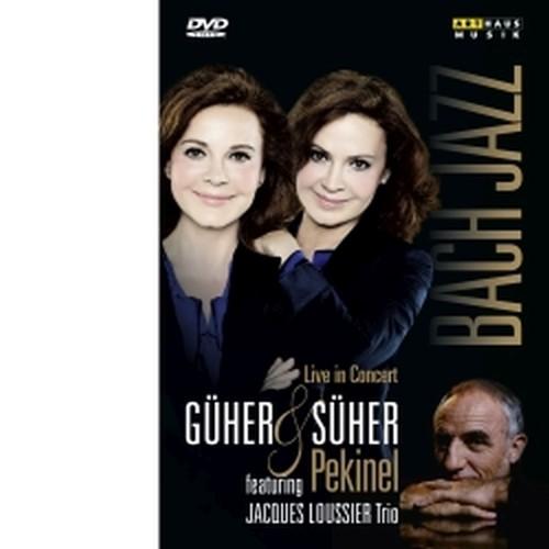 Bach & Jazz  PEKINEL GÜHER & SÜHER  pf