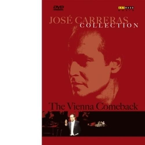 The Vienna comeback  CARRERAS JOSÉ