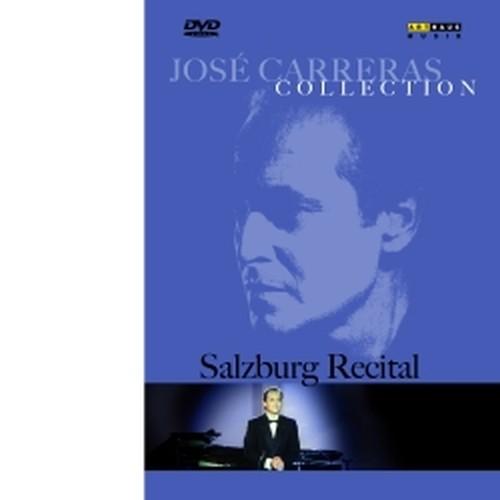 Salzburg Recital  CARRERAS JOSÉ