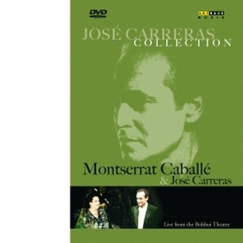 Montserrat Caballé & José Carreras  CARRERAS JOSÉ  ten