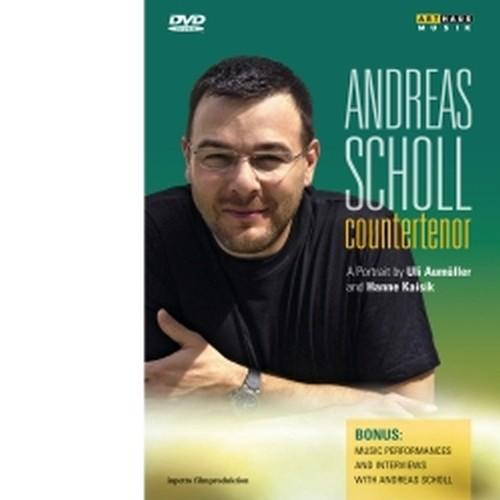 Controtenore  SCHOLL ANDREAS