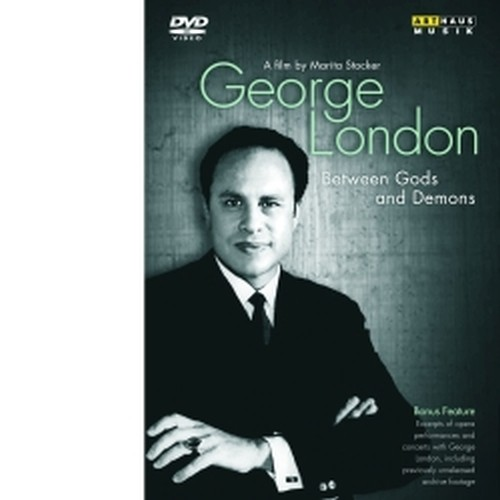 Between Gods and Demons  LONDON GEORGE