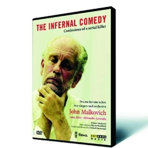 The Infernal Comedy (con John Malkovich) - Confessions of a Serial Killer  HASELBÖCK MARTIN  org