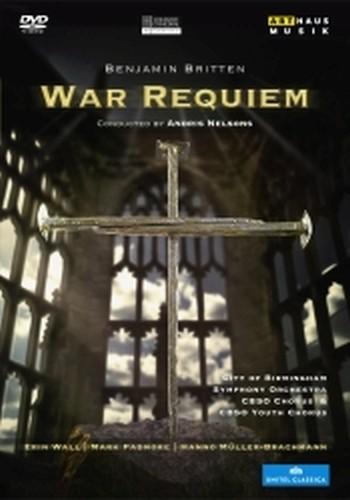 War Requiem  BRITTEN BENJAMIN