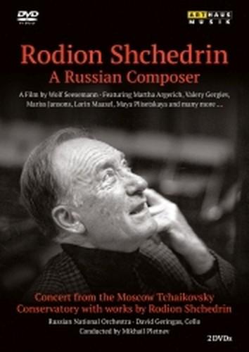 Rodion Shchedrin - Un film di Wolf Seesemann  SHCHEDRIN RODION K.