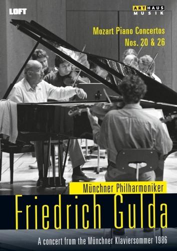 Concerti per pianoforte n.20 K466, n.26 K 537  MOZART WOLFGANG AMADEUS