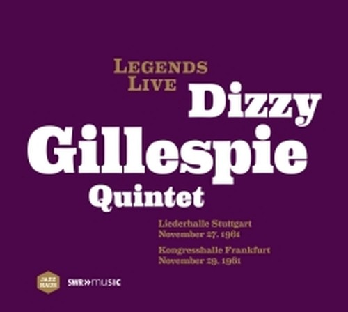 Legends Live  GILLESPIE DIZZY