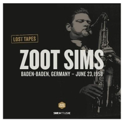 Zoot Sims  SIMS ZOOT  sax