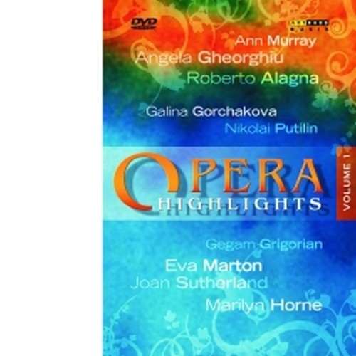 Opera Highlights, Vol.1  VARI