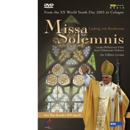 Missa Solemnis  BEETHOVEN LUDWIG VAN