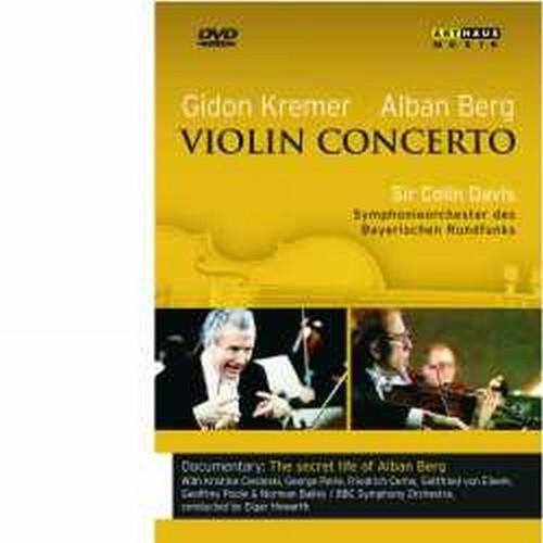 Concerto per violino  BERG ALBAN