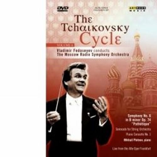 The Tchaikovsky Cycle, Vol.6: Sinfonia n.6 op.74 'Patetica', Serenata op.48  CIAIKOVSKI PYOTR IL'YCH
