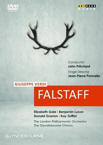 Falstaff  VERDI GIUSEPPE
