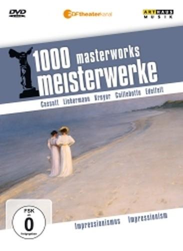 Impressionismo -  Edenfelt, Krøyer, Caillebotte, Liebermann, Cassat  VARI