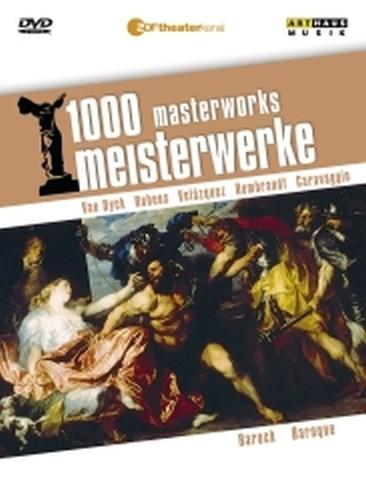 Barocco - Van Dyck, Rubens, Velazquez, Caravaggio  VARI