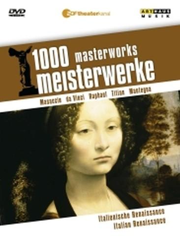 Rinascimento italiano - Masaccio, da Vinci, Raffaello, Tiziano, Mantegna  VARI
