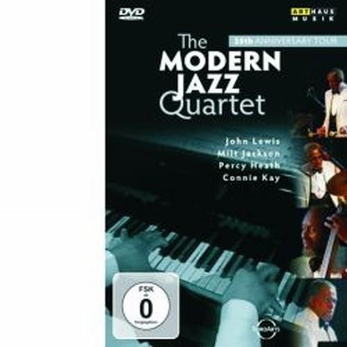 The Modern Jazz Quartet: Tour per il 35° anniversario  THE MODERN JAZZ QUARTET