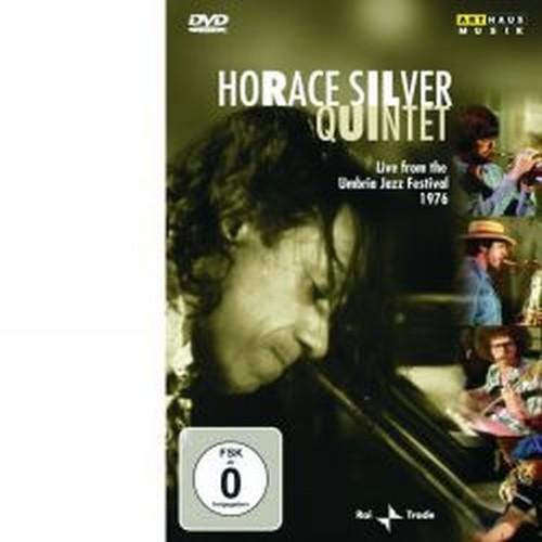 Horace Silver Quintet -  Live dall'Umbria Jazz Festival 1976  HORACE SILVER QUINTET