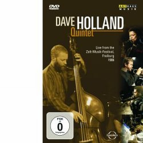 The Dave Holland Quintet  DAVE HOLLAND QUINTET