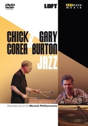 Chick Corea and Gary Burton - Jazz  COREA CHICK