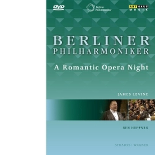 A Romantic Opera Night - Don Juan, Lieder, Il Cavaliere della Rosa (estratti)  STRAUSS RICHARD