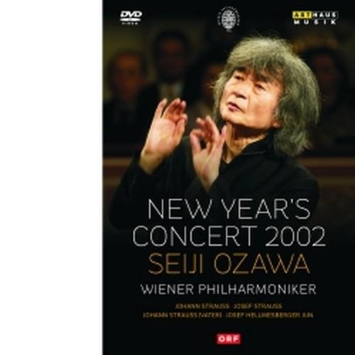 Concerto di Capodanno 2002  OZAWA SEIJI Dir