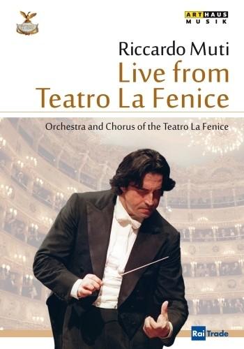 Sinfonia di Salmi - Concerto di riapertura del Teatro La Fenice di Venezia  STRAVINSKY IGOR