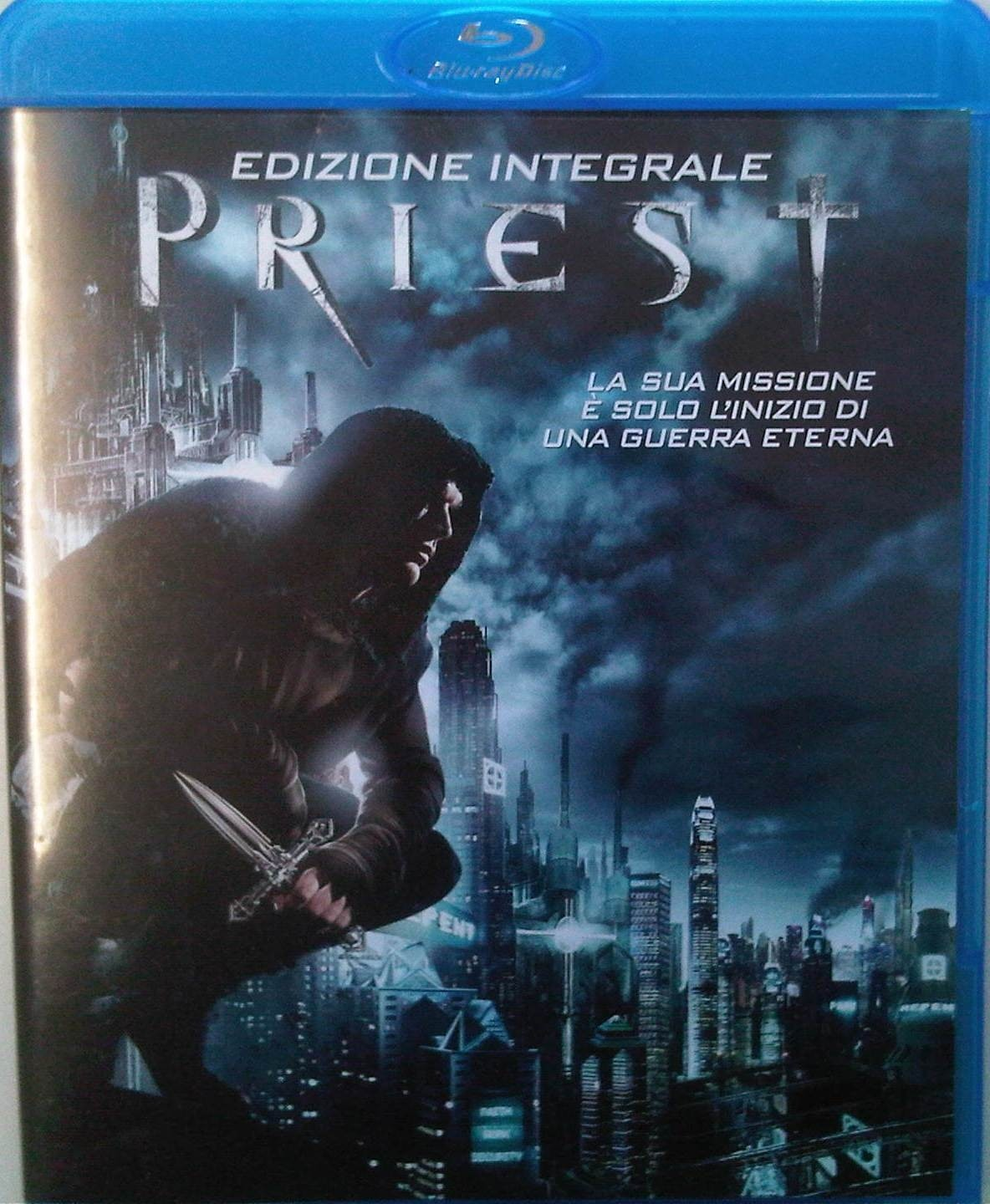 PRIEST - EDIZIONE INTEGRALE   - DVD BLU-RAY