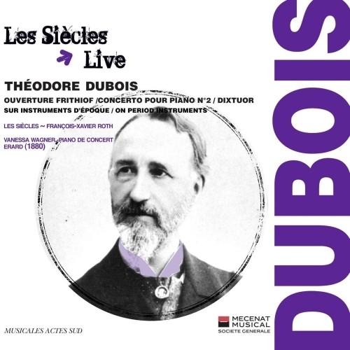 Concerto per pianoforte n.2, Frithiof Overture, Dixtuor  DUBOIS THEODORE