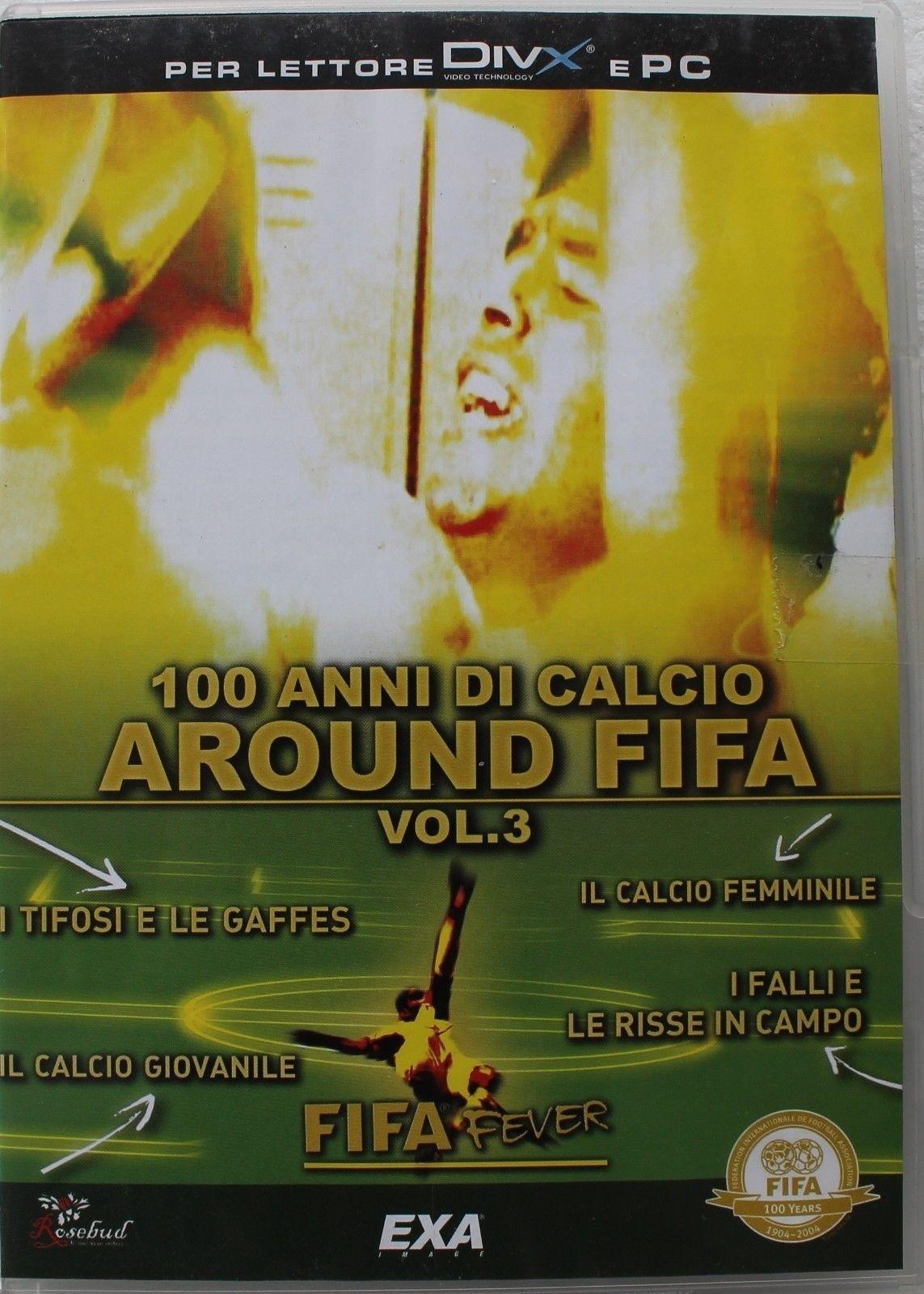100 anni di calcio around fifa - divx