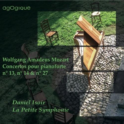 Concerti per pianoforte K 449, 595, 415  MOZART WOLFGANG AMADEUS