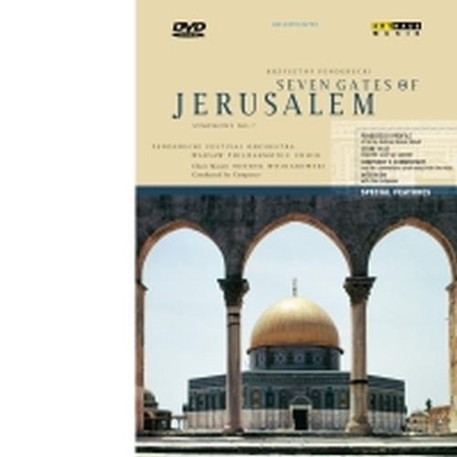 Le Sette Porte di Gerusalemme (Sinfonian.7)  PENDERECKI KRZYSZTOF