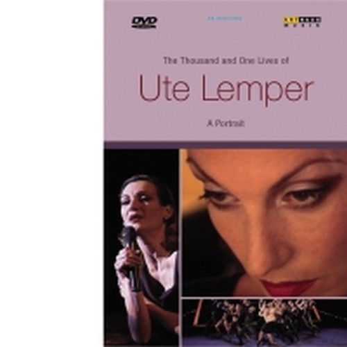 Le mille e una vita di Ute Lemper  LEMPER UTE