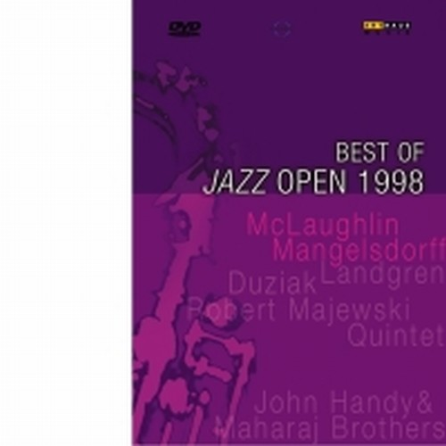 Best of Jazz Open 1998  VARI