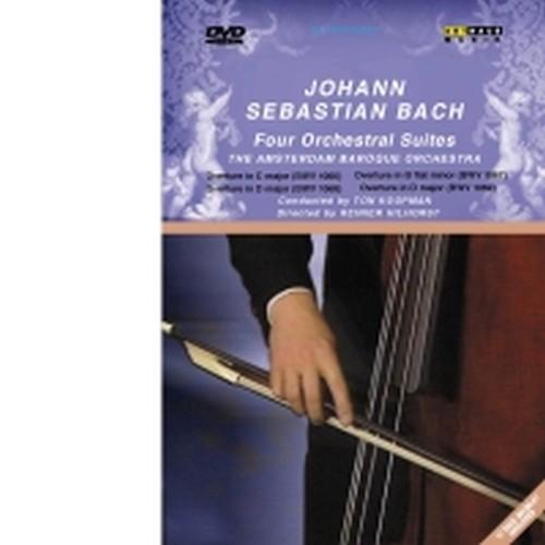 Suite orchestrali (Ouvertures) BWV 1066-1069  BACH JOHANN SEBASTIAN