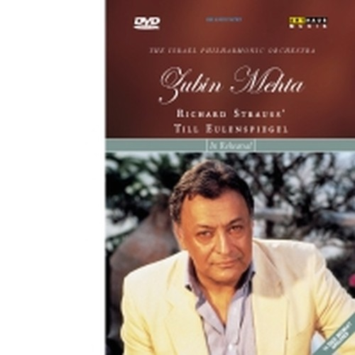 Zubin Mehta prova e dirige Strauss: TillEulenspiegel  STRAUSS RICHARD