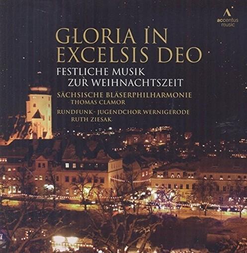 Gloria in Excelsis Deo – Opere sacre dalla Marienkirche di Marienberg  CLAMOR THOMAS Dir