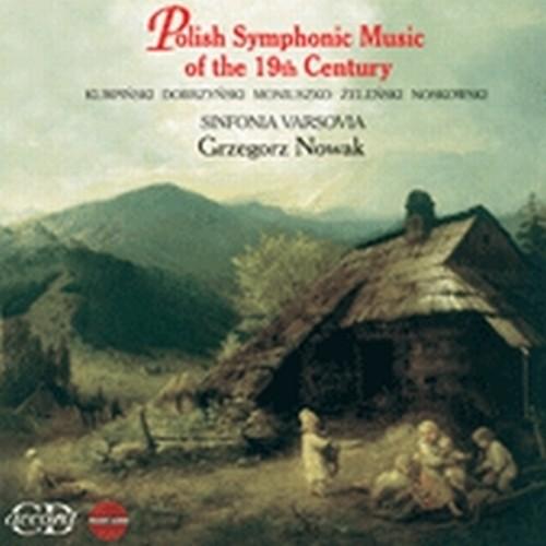 Musica orchestrale polacca del XIX secolo  NOWAK GRZEGORZ Dir
