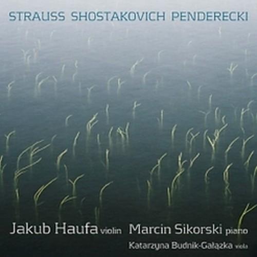 Sonata per violino e pianoforte op.18  STRAUSS RICHARD