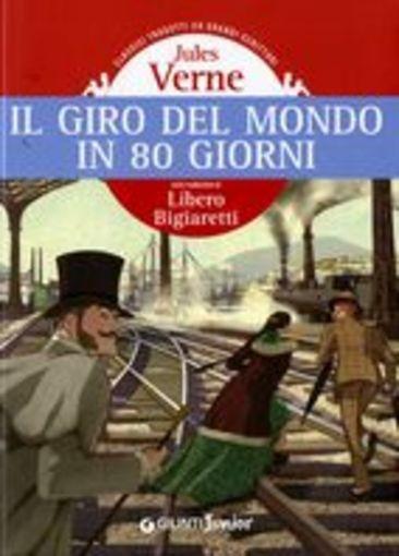 GIRO DEL MONDO IN 80 GIORNI (IL) Verne Jules