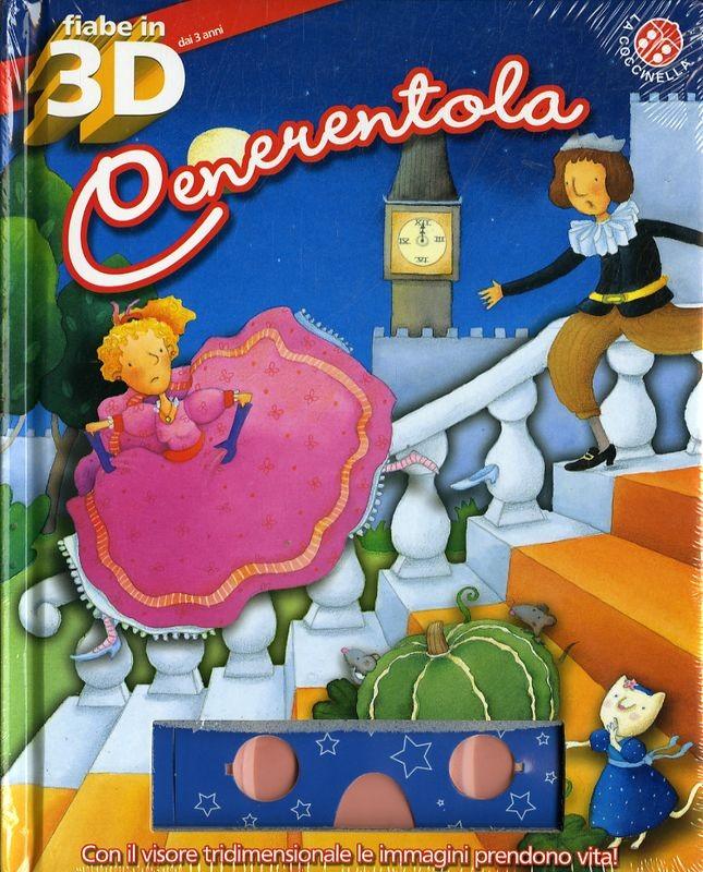 CENERENTOLA FIABE IN 3D