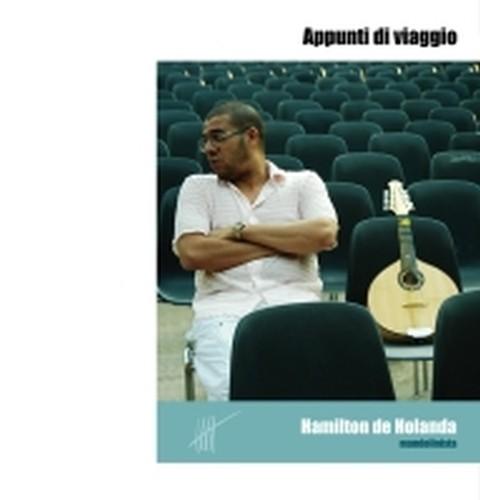Appunti di Viaggio (in formato libro + cd)  DE HOLANDA HAMILTON