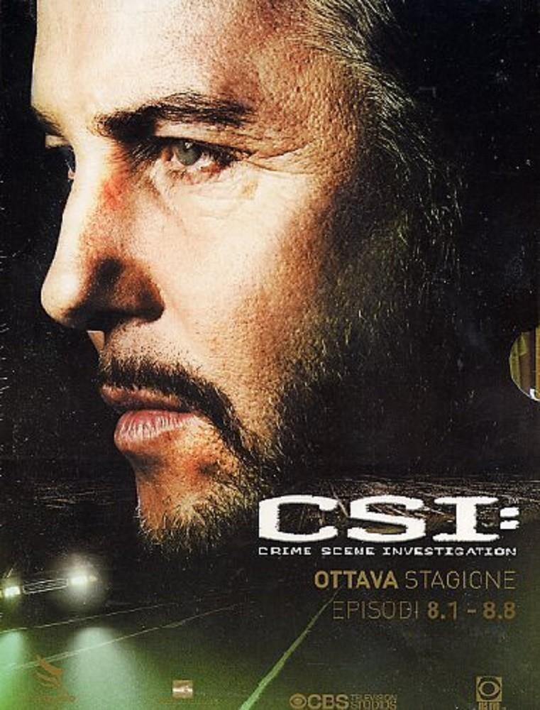 C.S.I. - Scena Del Crimine - Stagione 08 Episodi 8.1 - 8.8